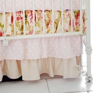 In Full Bloom Crib Skirt Baby
