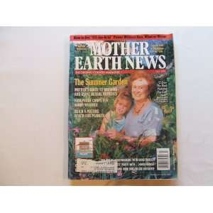 Mother Earth News Magazine July 1995 (HOW TO GET OFF THE GRID POWER