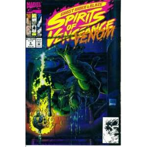 Spirits of Vengeance #6  Featuring Ghost Rider and Blaze