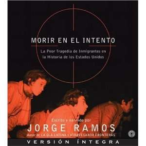 Morir en el Intento CD (Spanish Edition) [Audio CD]: Jorge