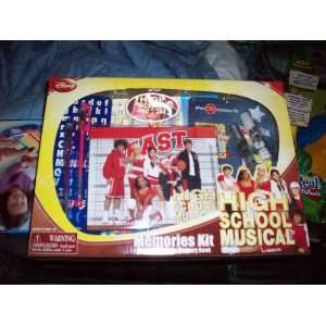 High School Musical Memories Kit Toys & Games