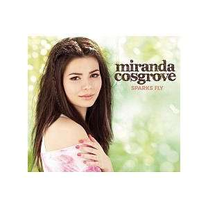 Miranda Cosgrove   Sparks Fly CD: Home Improvement