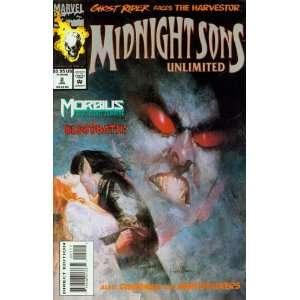 Midnight Sons Unlimited #2 Bloodbath: Books