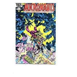 Micronauts #39 Marvel No information available Books