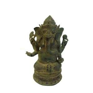 Ganesha Bronze Statute 10 Tall Hindu God Ganesh Ji: Everything Else