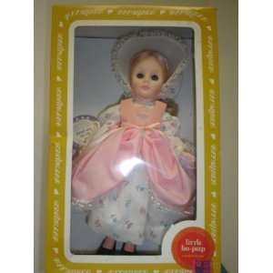 EFFANBEE LITTLE BO PEEP DOLL IN BOX EXCELLENT CONDITION