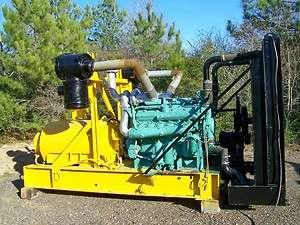 300 KW Kato Generator with 12V71 Detroit Diesel Engine