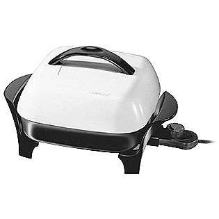 11 inch Electric Skillet  Presto Appliances Small Kitchen Appliances