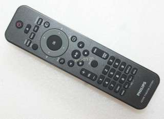 NEW PHILIPS DVD HOME THEATER SYSTEM REMOTE HTS3264D37 HTS3566D37