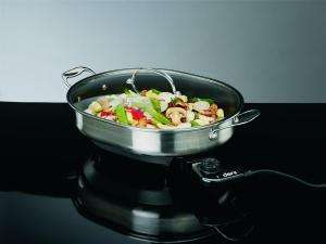 Deni Stainless Steel Electric Skillet 14x12 model 8340