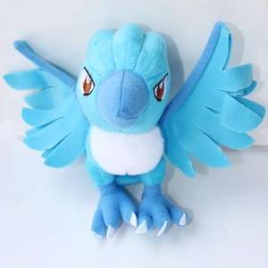 Nintendo Pokemon Pokedoll Plush Toy Articuno Character Doll