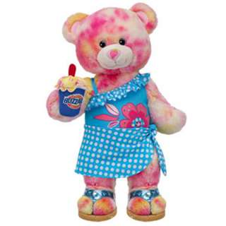 Beach Beauty Strawberry Cheesecake Blizzard Bear   Build A Bear