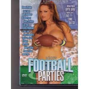 Football Parties: Danni Ashe, Nikki Nova, Keri Windsor: Movies & TV