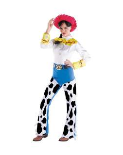 TV & Movie Costumes  /  Toy Story Jessie Deluxe Adult Womens Costume