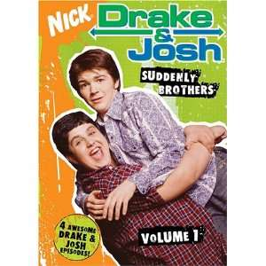 Drake & Josh 1: Suddenly Brothers (Full) [DVD] [2004] [Region 1] [US