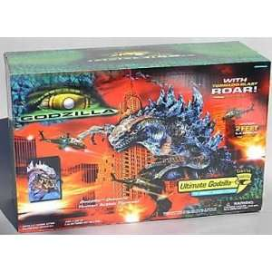 The Ultimate Godzilla Electronic Action Figure Toys & Games