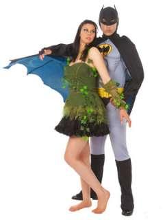 Batman & Poison Ivy Couple   Angels Fancy Dress Costumes