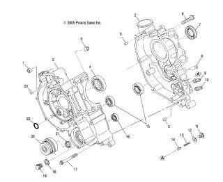 Polaris Centurion Wiring Diagram also Polaris 500 Ho Engine further Polaris Sportsman Drive Belt likewise 1994 Polaris Indy 500 Wiring Diagram furthermore Lesco Wiring Diagram. on polaris sportsman 500 efi wiring diagram