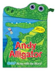Snappy Heads Andy Alligator  Book by Sarah/susan Albee/ hood, Jo