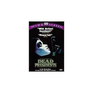 Dead Presidents DVD  Free Shipping at DeepDiscount