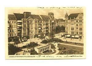 AK Charlottenburg   Wilmersdorf 1926 Olivaer Platz