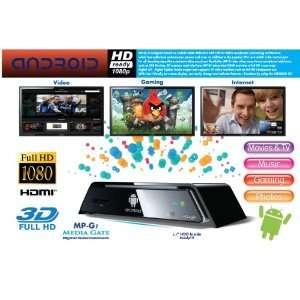 ANDROID TV box Media Player MP G7 Media Gate Google wifi