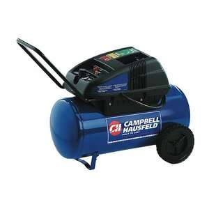 Hausfeld Electric Oil Free Horizontal 13 Gallon Air Compressor Tools