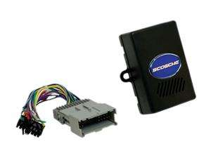 SCOSCHE GM2000 2000 Up GM Radio Replacement Harness