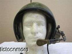 US VIETNAM ARMY ARMORED TANKER HELMET LINER & SONETRONICS SA 1552/G
