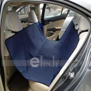 59x55 Waterproof Hammock Pet Dog Cat Car Seat Cover