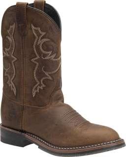 Mens Double H Roper Cowboy Boot DH3599 7 15 D, EE NIB