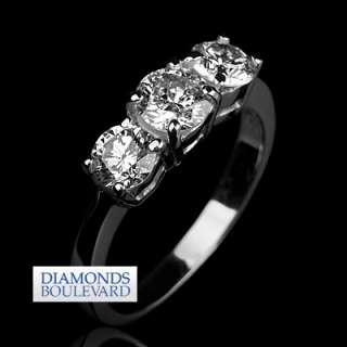 CT F SI DIAMOND ANNIVERSARY RING YELLOW GOLD 14K