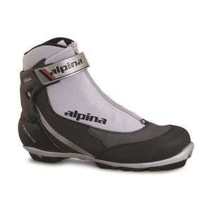 Alpina TR50L Womens Cross Country Ski Boots   Black