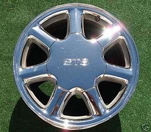 OEM Factory CHROME Cadillac STS Eldorado Wheel Rim 4526
