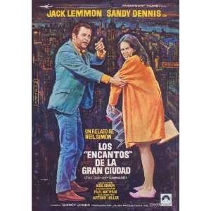 Sandy Dennis Anne Meara Sandy Baron Billy Dee Williams