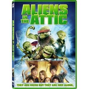 Attic: Ashley Tisdale, Robert Hoffman, Carter Jenkins, Austin Butler