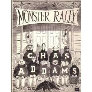 Monster Rally (9780671221805): Charles Addams: Books