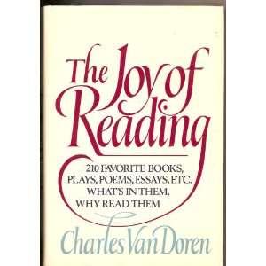 Plays, Poems, Essays, Etc. (9780517555804) Charles Van Doren Books