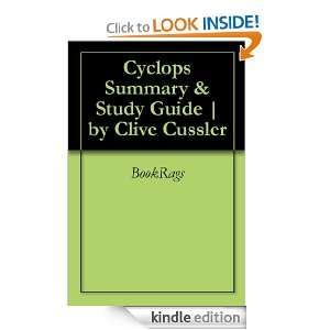 Cyclops Summary & Study Guide  by Clive Cussler BookRags