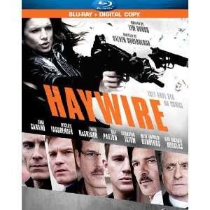 Haywire [Blu ray]: Gina Carano, Michael Fassbender