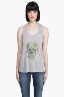 Haute Hippie Sexy Skull Tank for women