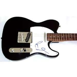 Ray Davies Autographed Signed Guitar Dual Cert PSA Kinks