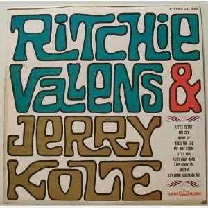 Ritchie Valens & Jerry Kole Ritchie Valens, Jerry Kole