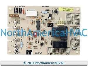 OEM ICP Heil Tempstar Furnace Fan Control Board 1012358 HQ1012358HW