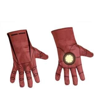 Iron Man Movie Kids Gloves Costume Accessories