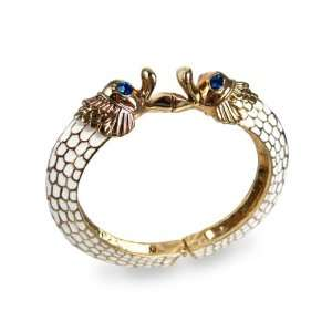 Betsey Johnson Mermaids Tale Seahorse Bracelet