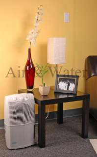 NewAir AD 250 25 Pint Portable Room Dehumidifier With Automatic Shut