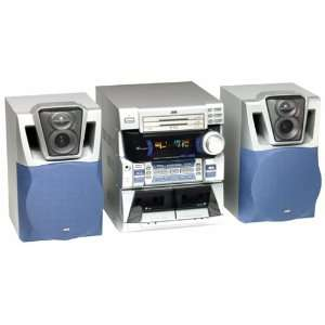 JVC MXJ300 Compact Stereo System Electronics