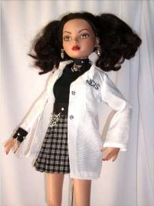 ON SALE* NCIS   ABBY SCUITO ~ FOR 16 FASHION DOLLS~