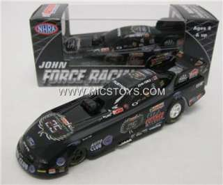 VHTF 1/64 John Force 25th Anniversary Funny Car Special Paint Scheme